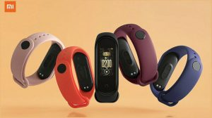 Mi Band 4 in India
