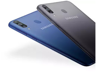 Samsung Galaxy M40 color variants