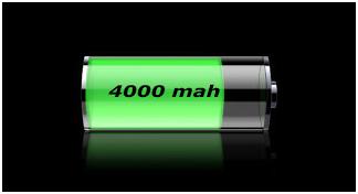 K20 Pro 4000mAh battery