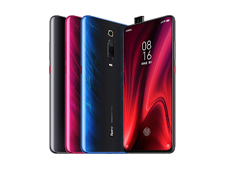 Redmi K20 Pro different color variations